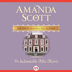 The Indomitable Miss Harris | [Amanda Scott]