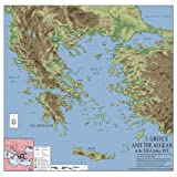 img - for Greece and the Aegean in the 5th Century BCE: Routledge Wall Maps for the Ancient World book / textbook / text book