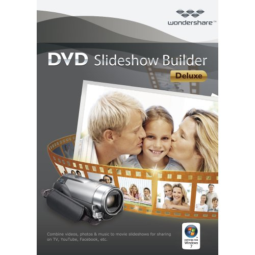 Wondershare DVD Slideshow Builder Deluxe [Download]