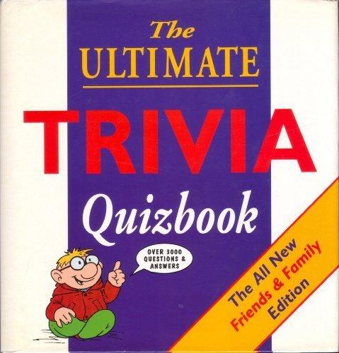 The Ultimate Trivia Quizbook