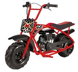 motovox platinum mini bike red. Black Bedroom Furniture Sets. Home Design Ideas