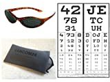BMG Eyetrainer Quality Pinhole Glasses - Made In Germany Vision Improvement