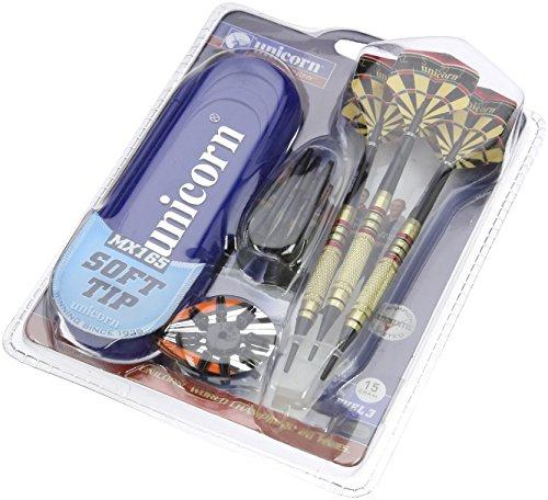 Set Freccette Unicorn Per Bersaglio Elettronico