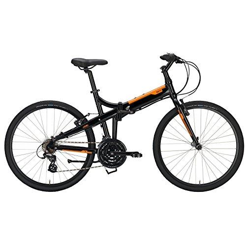 "tern Joe C21 26"" black/orange Rahmengröße 45,7 cm 2016 Faltrad"