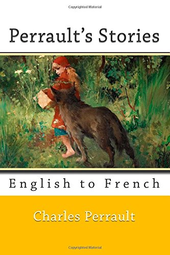 Perrault'S Stories: English To French front-183407