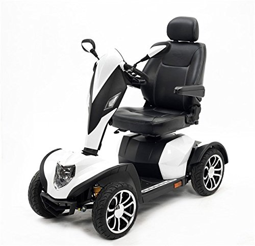Drive-Medical-Cobra-Class-3-Mobility-Scooter-White