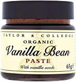 Taylor and Colledge Vanilla Bean Paste 65 g (Pack of 2)