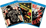 Sons of Anarchy: Seasons 1-3 [Blu-ray]