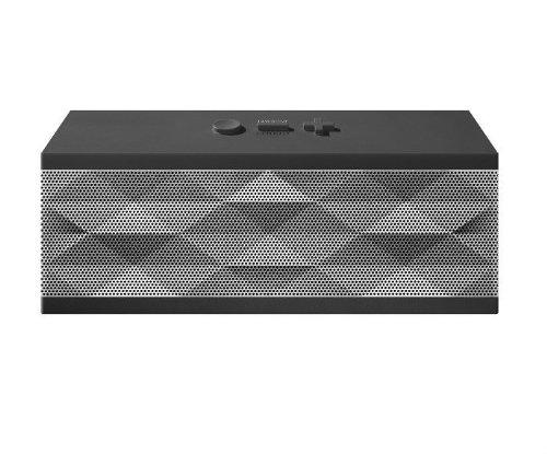 Jawbone Jambox Bluetooth Wireless Stereo Speaker Black Platinum - (Bulk Packaging)