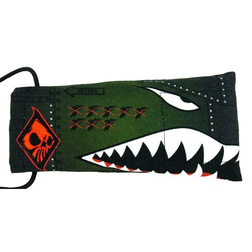 Wicked Sports Paintball Barrel Cover / Sock - Sharktooth - Olive (Barrel Cover compare prices)