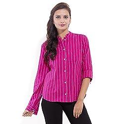 GOODWILL Womens Classic Cotton Shirt