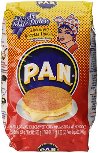 P.a.n. Sweet Corn Mix - Mezcla De Maiz Dulce 17.63 Oz (2 Packs) (Pan Corn Flour compare prices)