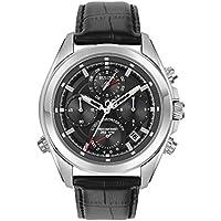 Bulova Men's Precisionist Chronograph Watch (Black)