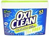 Oxiclean Versatile Stain Remover Free, 3 Pounds