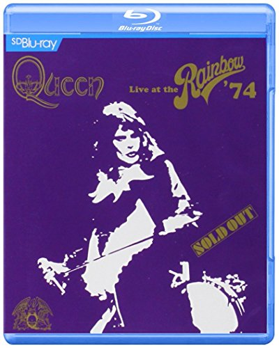 Blu-ray : Queen - Live at the Rainbow 74 (Blu-ray)