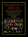Decorative Display Alphabets (Lettering, Calligraphy, Typography)