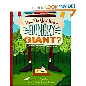 How Do You Feed a Hungry Giant? e-book