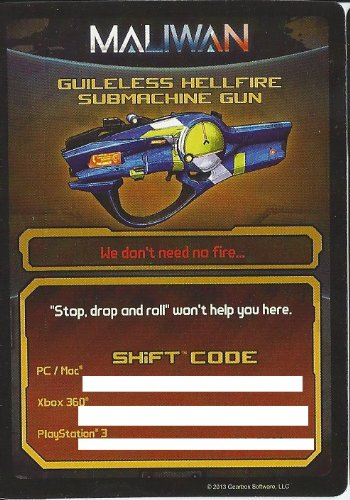 Borderlands 2 Legendary Weapons Codes Related Keywords ... Borderlands 2 Weapon Codes