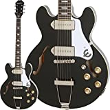 Epiphone エピフォン Limited Edition Casino Coupe (Ebony)