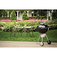 Weber 14501001 Master-Touch Charcoal Grill, 22-Inch, Black by Weber-Stephen Products LLC