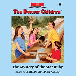 The Mystery of the Star Ruby Audiobook