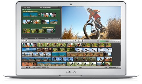 Apple MacBook Air MD760LL/B 13.3-Inch Laptop (NEWEST View) Style: 13.3-Inch Size: 128 GB PC, Computer, Components