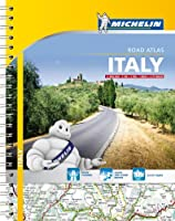 Michelin: Italy Road Atlas (Michelin Road Atlas Italy)