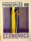 ActiveEcon Learning Tutorial Principles of Ecomomics (6TH EDITION) (0130411833) by KARL CASE