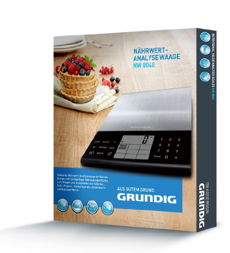 Grundig BLACK LINE NW 8040