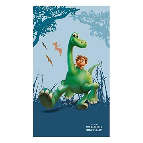 Disney The Good Dinosaur 043377asciugamano da bagno Prehistoric, in velours di cotone, 70x 120cm