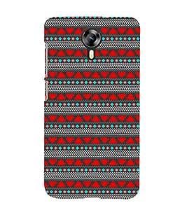 EPICCASE ethnic design Mobile Back Case Cover For Micromax Canvas Express-2 (Designer Case)