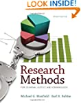 Research Methods for Criminal Justice...