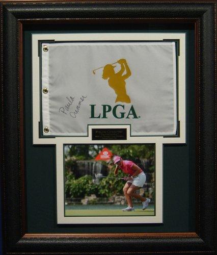 paula creamer hot. Paula Creamer Autographed LPGA