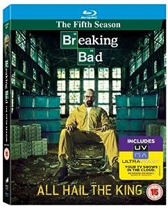 Breaking Bad - Season 5* [Blu-ray + UV Copy]