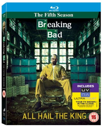 Breaking Bad - Season 05 [Blu-ray] [UK Import]