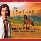 The Irish Duke | [Virginia Henley]