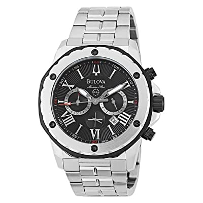 Bulova Men's 98B106 Marine Star Calendar Watch