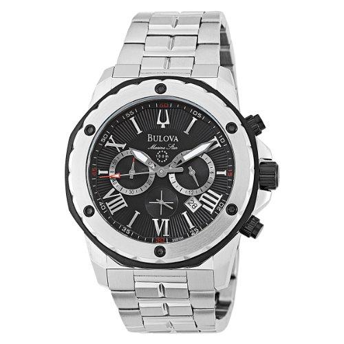 1a5d4e981 That's Right Bulova Men's 98B106 Marine Star Calendar Watch | Bulova ...