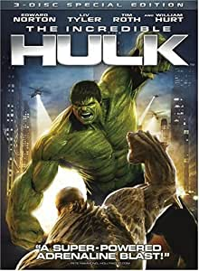 The Incredible Hulk (3-Disc Special Edition) (Bilingual) [Import]