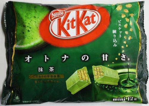 ネスレ キットカット ミニ オトナの甘さ 抹茶 12枚 ×12