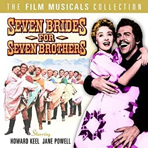 Howard Keel Jane Powell Seven Brides For Seven Brothers
