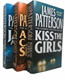 James Patterson Alex Cross 3 book Pack - Alex Cross Books 1, 2, 3 (Along Came a Spider / Kiss the Girls / Jack and Jill rrp £23.97)