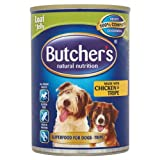 Butcher's Made with Chicken and Tripe Loaf in Jelly 400g (Pack of 12)
