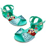 Disney Little Mermaid Ariel Sandals for Girls Size 7