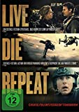 DVD Cover 'Edge of Tomorrow - Live.Die.Repeat