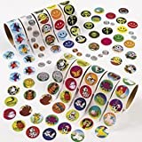Super Sticker Assortment (1000 Stickers)