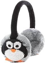 KitSound Audio Ohrenschützer Kopfhörer für iPod, iPhone, iPad und MP3 Player, Smartphone - Pinguin