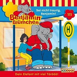 Sei nicht traurig, Benjamin! (Benjamin Blümchen 111) Hörspiel