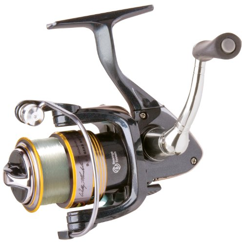 Spinning reel lew s wally marshall signature series for Lews fishing apparel