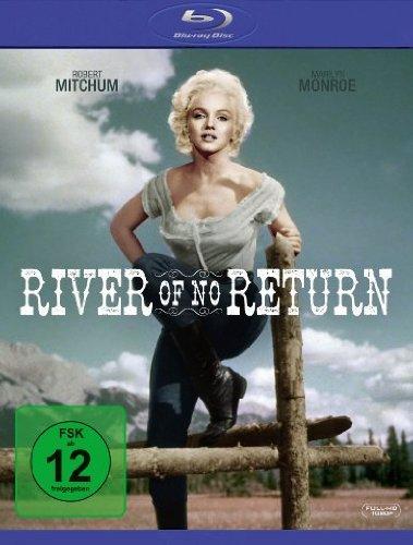 Fluß ohne Wiederkehr [Blu-ray]